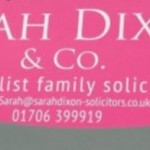 Lady Solicitor in Rochdale